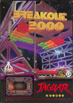 Breakout 2000 sur Jaguar