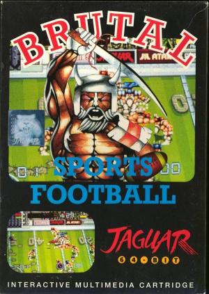 Brutal Sports Football sur Jaguar
