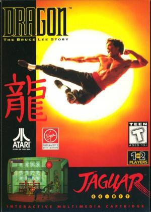 Dragon : The Bruce Lee Story sur Jaguar