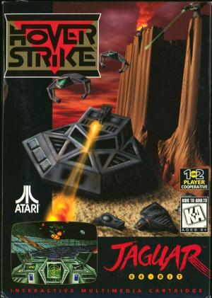 Hover Strike sur Jaguar