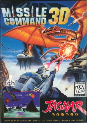 Missile Command 3D sur Jaguar