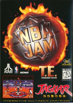 NBA Jam : Tournament Edition sur Jaguar