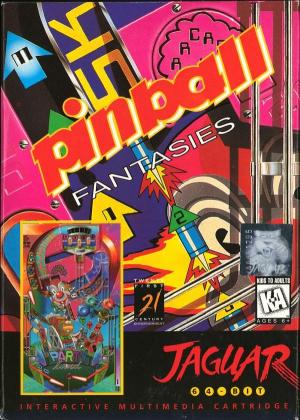 Pinball Fantasies sur Jaguar
