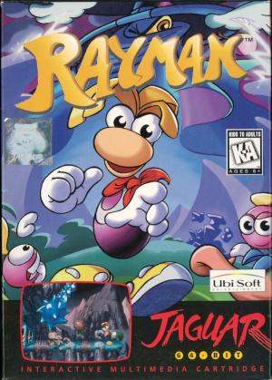 Rayman sur Jaguar