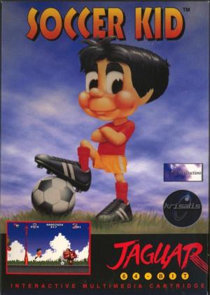 Soccer Kid sur Jaguar