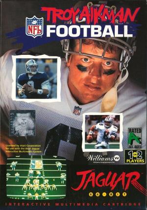 Troy Aikman NFL Football sur Jaguar