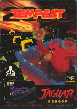 Tempest 2000 sur Jaguar
