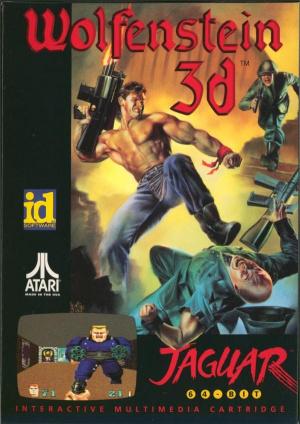 Wolfenstein 3D sur Jaguar