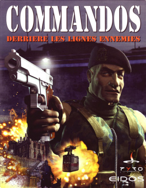 Commandos : Derrière les Lignes Ennemies
