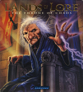 Lands of Lore : The Throne of Chaos sur PC