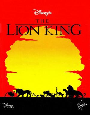 Le Roi Lion sur PC