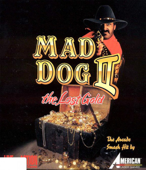 Mad Dog II : The Lost Gold sur PS3