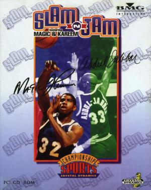 Slam'n Jam 96