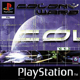 Colony Wars sur PS1