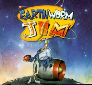 Earthworm Jim sur PS1