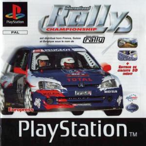 International Rally Championship sur PS1