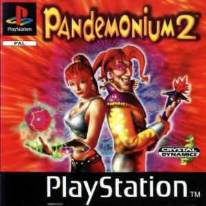 Pandemonium 2 sur PS1