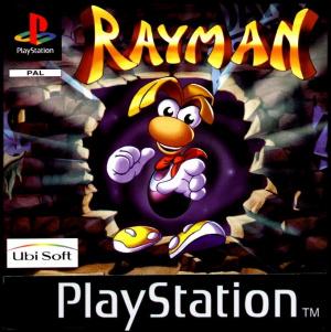 Rayman sur PS1