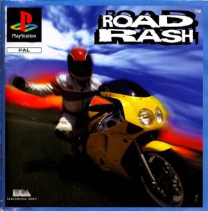 Road Rash sur PS1