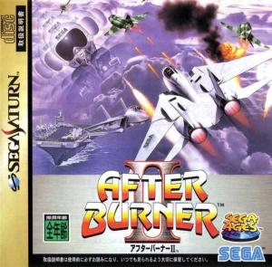After Burner II sur Saturn
