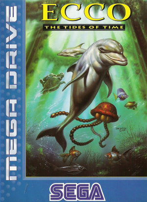 Ecco : The Tides of Time sur MD