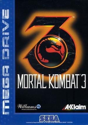 Mortal Kombat 3 sur MD