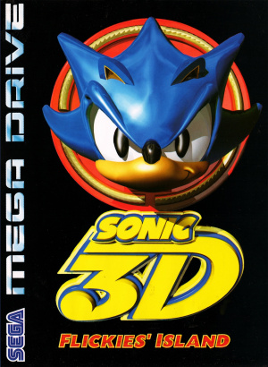 Sonic 3D : Flickies' Island sur MD