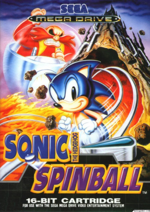 Sonic Spinball sur MD