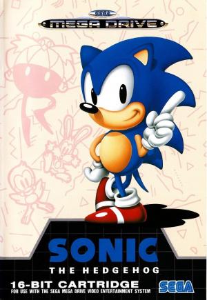 Sonic the Hedgehog sur MD