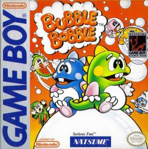 Bubble Bobble sur GB