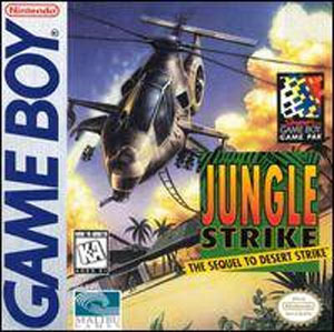 Jungle Strike sur GB