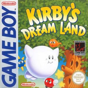 Kirby's Dream Land sur GB
