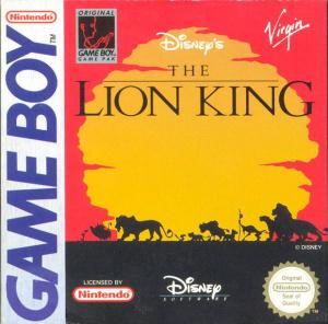Le Roi Lion sur GB