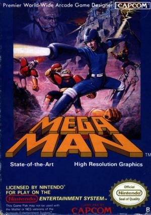 Mega Man sur Nes