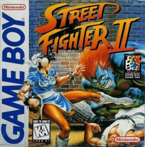 Street Fighter II sur GB