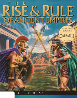 Rise And Rule Of The Ancient Empires sur PC