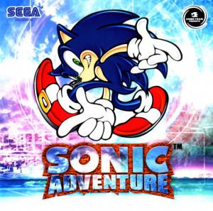 Sonic Adventure sur DCAST