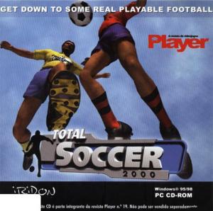 Total Soccer 2000 sur PC