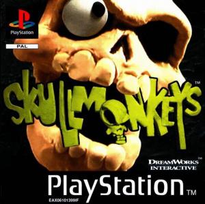 Skullmonkeys sur PS1