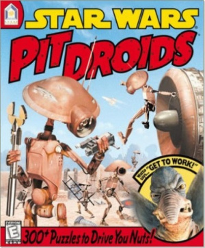 Star Wars : Pit Droids sur PC