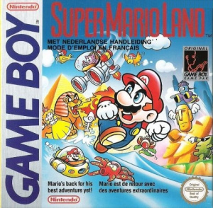 Super Mario Land sur GB