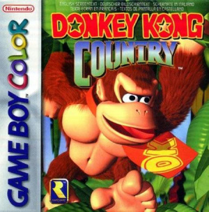 Donkey Kong Country sur GB