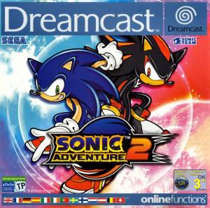 Sonic Adventure 2 sur DCAST