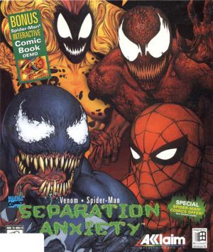 Spider-Man & Venom : Separation Anxiety
