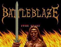 Battleblaze sur SNES