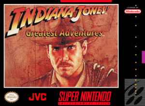 Indiana Jones' Greatest Adventures