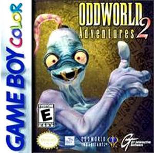 Oddworld Adventures 2 sur GB