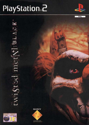 Twisted Metal : Black sur PS2