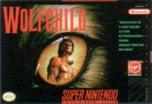 Wolfchild sur SNES