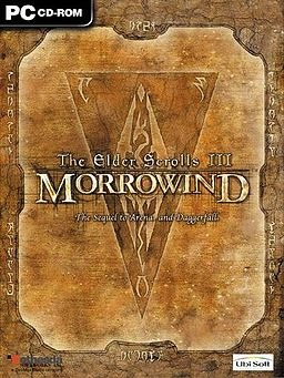 The Elder Scrolls III : Morrowind sur PC